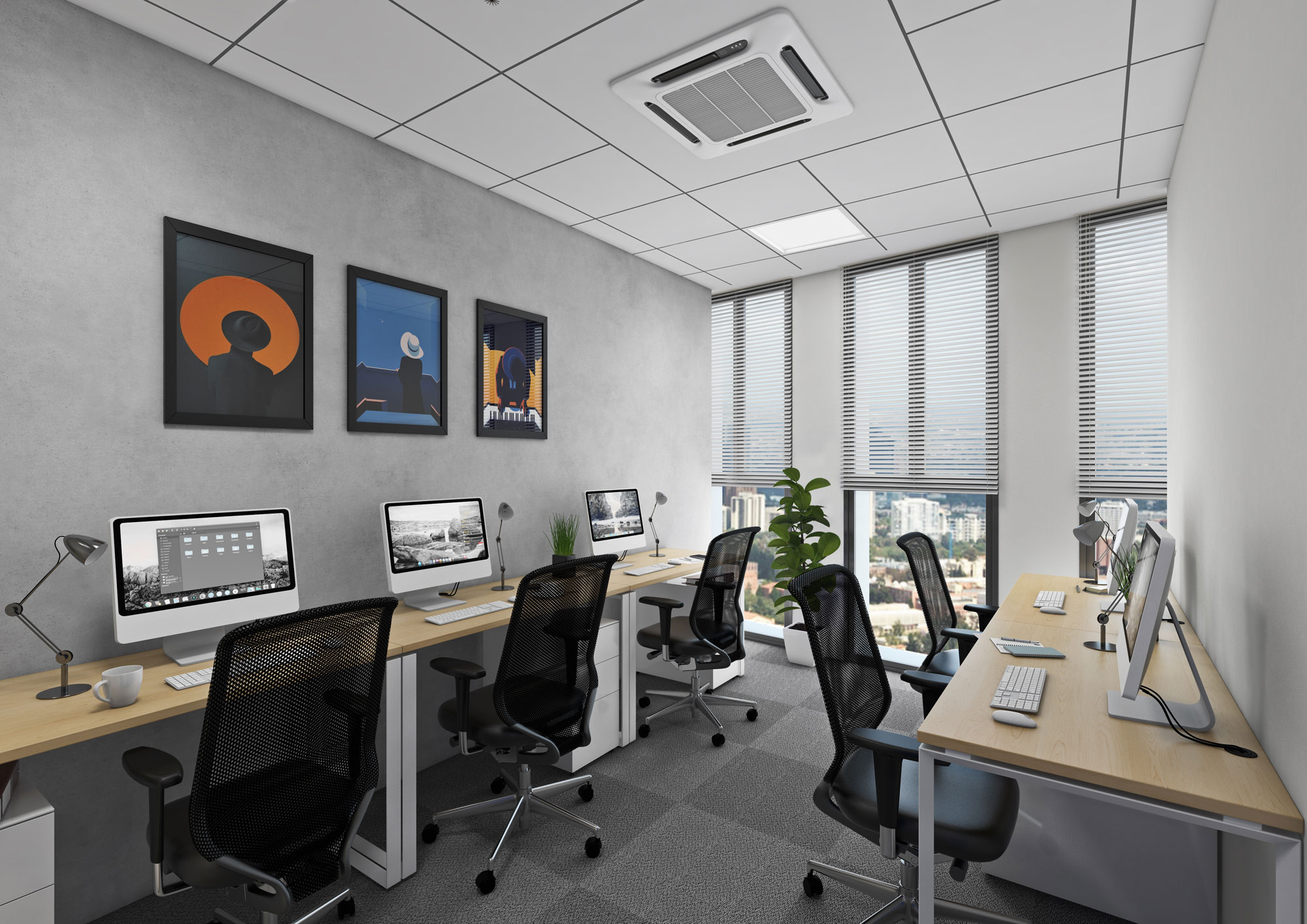 Shared office spaces ahmedabad