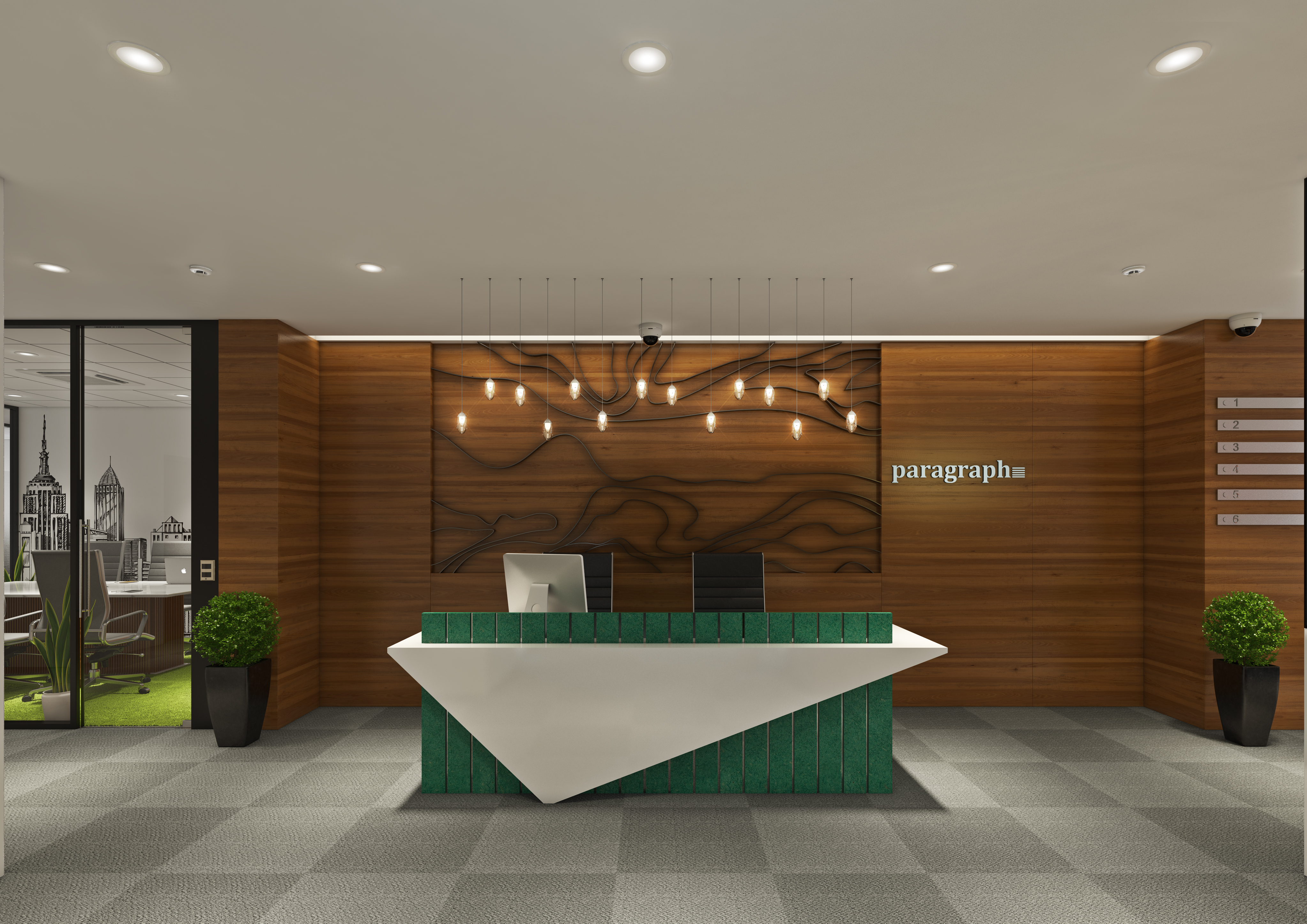 Paragraph Coworking Office Space Ahmedabad
